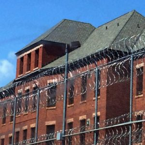 Downstate Correctional Facility Power House
