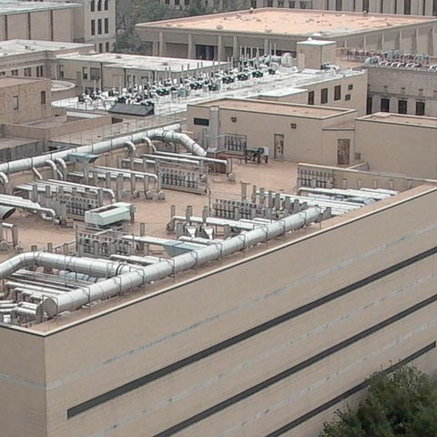 Texas A Amp M Chemistry Building Renovation Dynamic Systems