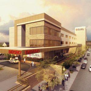 HCA Plaza Medical Center, ED Expansion