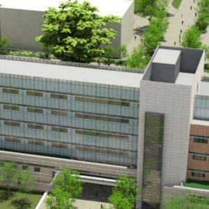 UT at Arlington Engineering Research Building