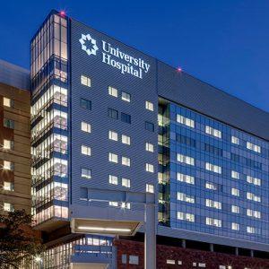 University Health System – University Hospital