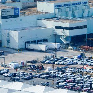 General Motors M5 Auto Conveyor Project