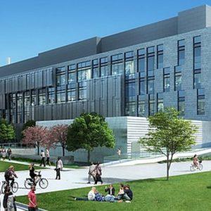 UT Dallas Science Building