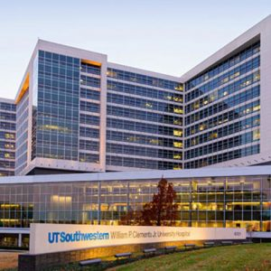 UT Southwestern Clements Hospital, Tower 3 Expansion